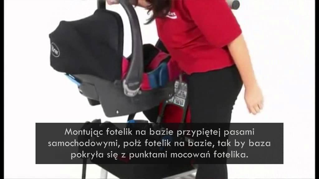 romer baby safe plus ii shr monta fotelika. Black Bedroom Furniture Sets. Home Design Ideas