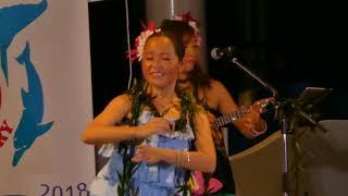 返還50年 小笠原村産業祭スペシャルライブ okei 渡辺コースケ Kaui Miyuki Boninの島