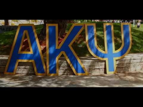 Alpha Kappa Psi Chapman University (Fall Rush 2017)