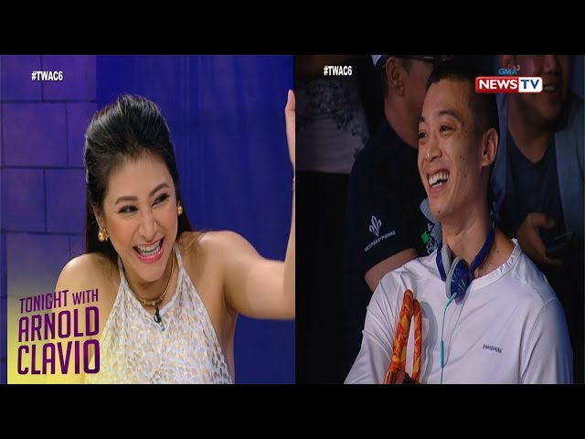 Tonight with Arnold Clavio: Rufa Mae Quinto shares her love story