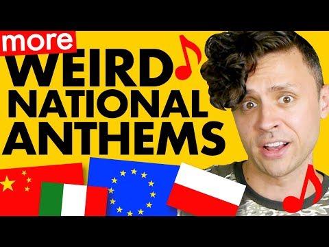 MORE Weird National