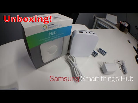 Samsung Smartthings V2 Hub