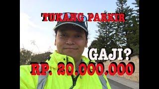 Keren! Gaji 20 Juta Jadi Tukang Parkir di Australia
