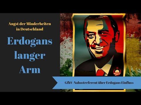 Erdogans langer Arm