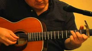 Star Of The County Down Guitar Lesson - Learn How to Fingerpick Guitar - Dan C Holloway