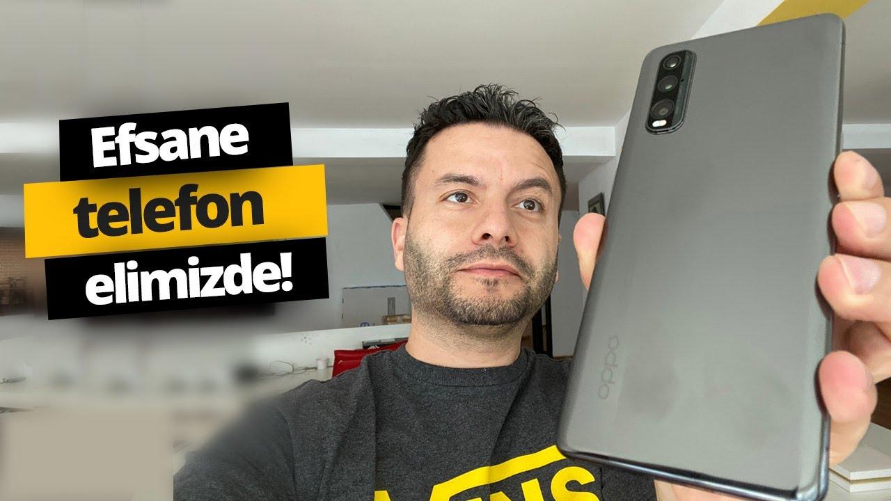 Oppo Find X2 ile ilk karşılaşma!