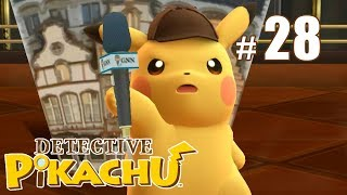 Детектив Пикачу снимается в детективе - Detective Pikachu - #28