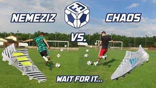 NEMEZIZ vs. CHAOS - Wait for it....