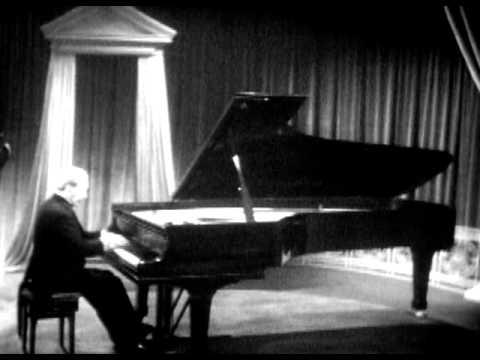Benno Moiseiwitsch plays Wagner-Liszt 'Overture to Tannhäuser'
