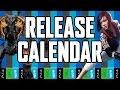 Release Calendar: June 6-12, 2016