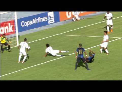 CCA 2017: Honduras vs Nicaragua Highlights