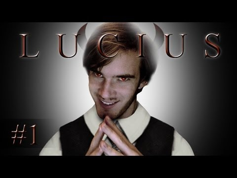 IM EVIL!  Lucius: Part 1 PlaythroughWalkthrough Gameplay