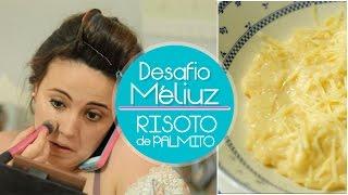 DESAFIO MÉLIUZ | Almoço Romântico | Por Pam Puertas