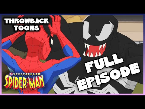 Download The Spectacular Spider-Man   Nature Vs. Nurture   Season 1 Ep. 13   Full Episode   Throwback Toons
