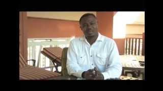 DREAM conference 2012 with Isaac Kiinzambi