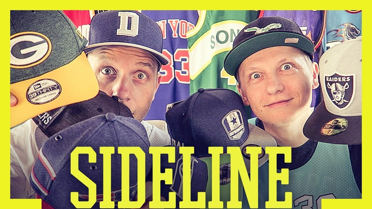 3b411fdc2e894a NFL SIDELINE CAPS 2018 von New Era - Review (deutsch) - YouTube