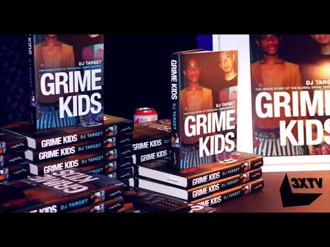 DJ TARGET: 'GRIME KIDS' BOOK RELEASE (PREVIEW) Mp3