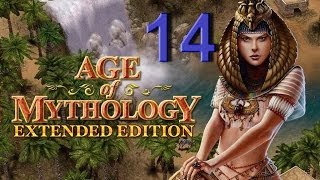 Age of Mythology: Extended Edition. M 14 - Isis, Hear My Plea. Campaign. Difficulty - Titan.
