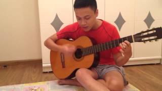 Cho con - Guitar - Lê Quân