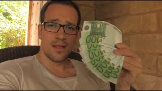 Wie ich 1.000,- € Investiere um reich zu werden