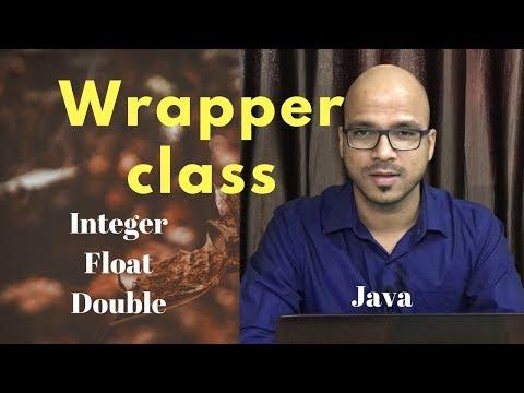 9.7 Wrapper Class in Java Tutorial