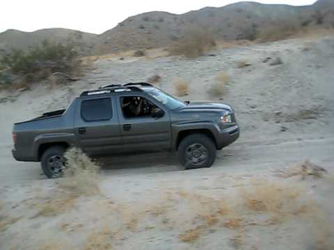 Honda Ridgeline Off Road >> Honda Ridgeline Off Road Soft Sand Youtube