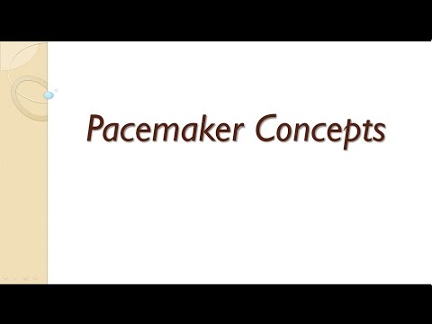 Pacemaker Concepts - Sensing, Impedance and Threshold Measurements