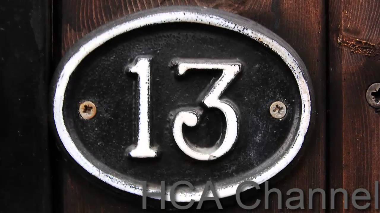 Por qu se dice que el numero 13 es de mala suerte for Le chiffre 13 film