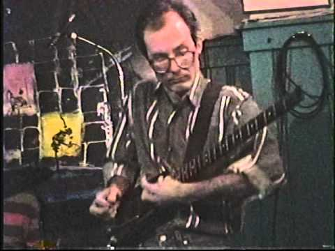 Curlew at the Green St Grill, cambridge, MA , March 3, 1998