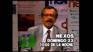Promo Nexos 1992