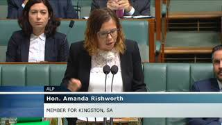 Parliament - 27 February 2018 - Climate change policy