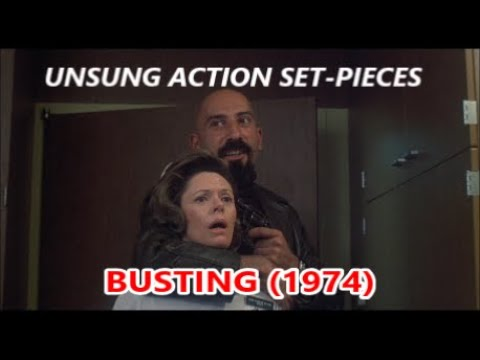 Download GREAT UNSUNG ACTION MOVIE SET-PIECES - BUSTING (1974)