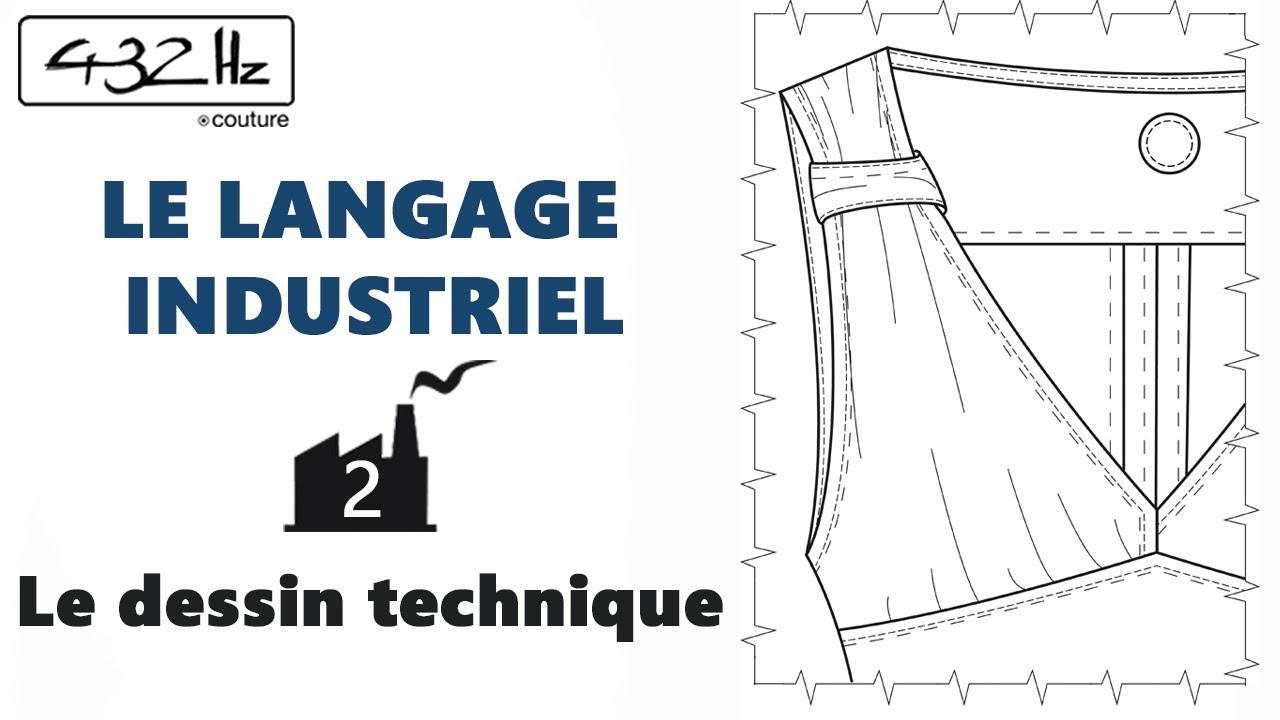 Le Langage Industriel Cours2 Le Dessin Technique