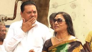 Kakinada Shayamala about poor artists at MAA Elections polling 2015