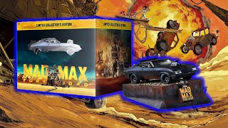 "Mad Max: Fury Road ""Edicion Coleccionista Blu-ray"""