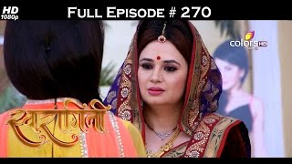 Swaragini - 7th March 2016 - स्वरागिनी - Full Episode (HD)