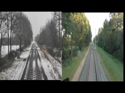 compilatie Elektrificatie Zwolle- Almelo