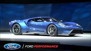 Ford Motor Company Unveils the Ford GT