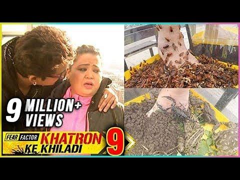 Bharti Singh CRIES In Khatron Ke Khiladi Season 9