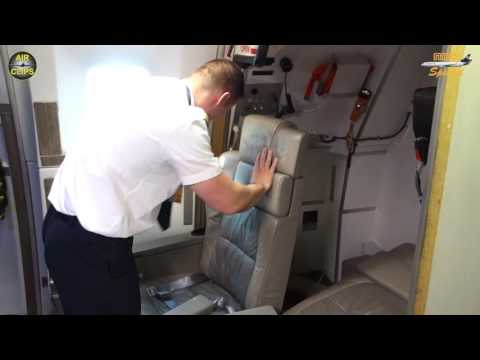 Comfy Crew Bed in a Cargo Plane?! Johannes explains how it works in LH Cargo's MD-11! [AirClips]