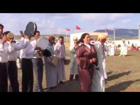 Musique marocaine région de Meknes ghayta