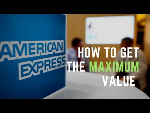 The BEST Way To Use AMEX Membership Reward Points