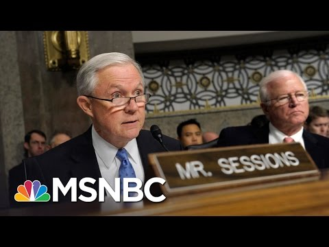 Donald Trump Team: Jeff Sessions Criticisms 'Unfair' | MSNBC