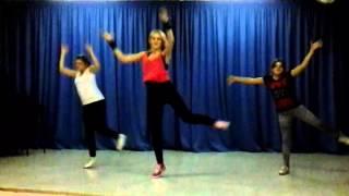 Дом культуры гармония : танец джаз-модерн урок 2