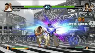 The King of Fighters XIII - Gameplay Trailer (PS3, Xbox 360)