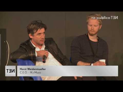 re:publica 2016 — Fish Bowl: Musicday on YouTube