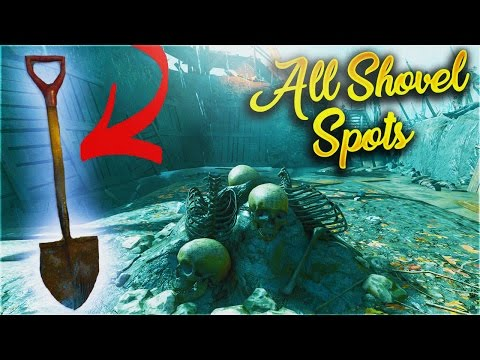 All Shovel Locations on Origins Remastered! - Call of Duty Black Ops 3 Zombies Chronicles Tutorial