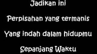 LOVARIAN    PERPISAHAN TERMANIS lyrics by Hendy