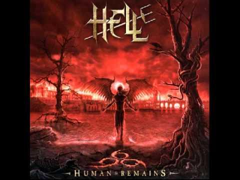 HELL UK-Human Remains FULL ALBUM