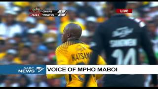 BREAKING NEWS: Stampede at the Soweto Soccer Derby claims 2 lives